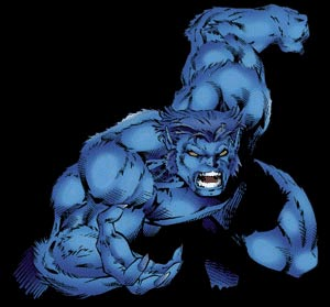 The Beast - Marvel