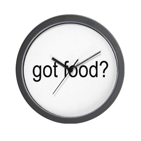 Anyone else on the 5-6 small meal a day plan feel like a slave to the clock?
