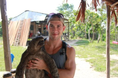 Sloth's are cool and all...but I don't really want to date one...
