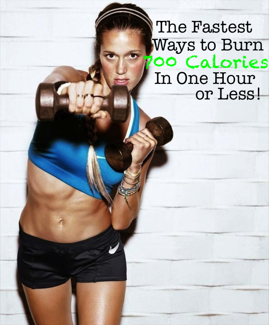 Fastest Ways to Burn Cals