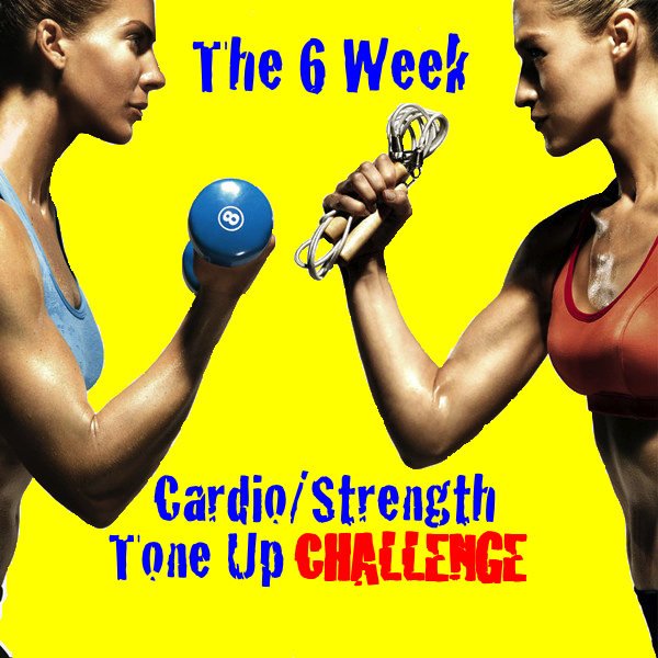 6 Week Cardio Strength Challenge