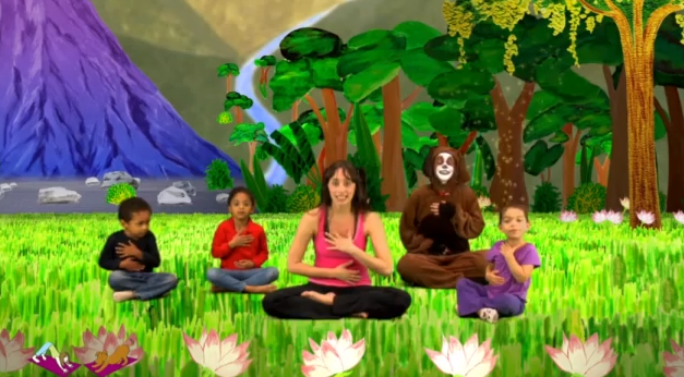 yoga for kids 2
